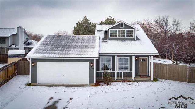 9778 W Linstock Lane, Boise, ID 93704 (MLS #98717024) :: Jon Gosche Real Estate, LLC