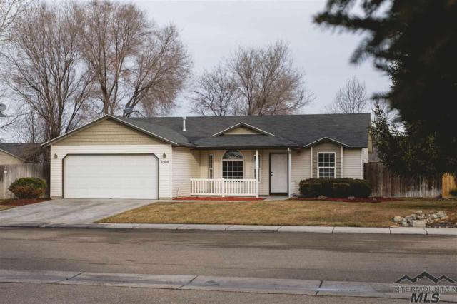 2500 E Pennsylvania Ave, Nampa, ID 83686 (MLS #98717046) :: Jackie Rudolph Real Estate