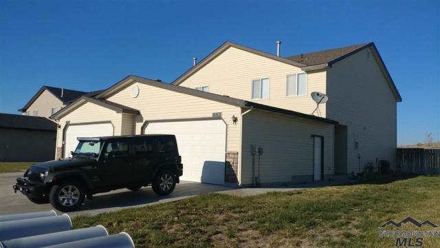 1714 NE Cinder Loop, Mountain Home, ID 83647 (MLS #98717067) :: New View Team
