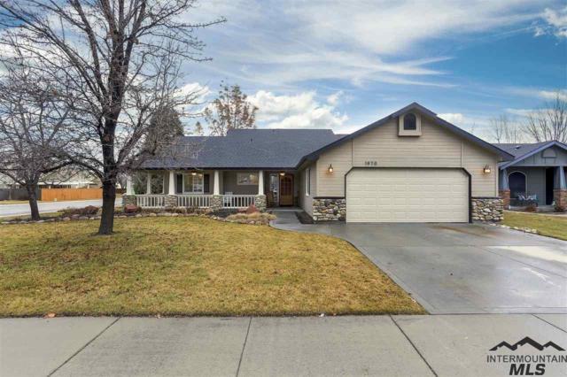1970 W Parkstone, Meridian, ID 83646 (MLS #98717068) :: Jackie Rudolph Real Estate