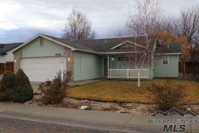 2704 Manchester, Caldwell, ID 83605 (MLS #98717077) :: Jackie Rudolph Real Estate
