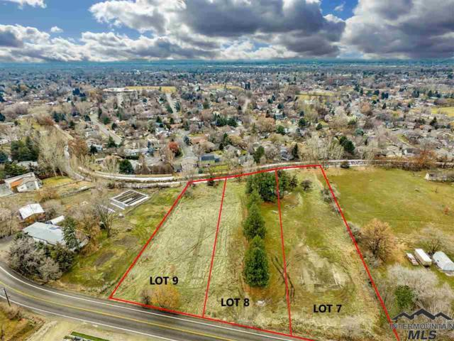 TBD W Hill Rd Lot 8, Boise, ID 83703 (MLS #98717199) :: Juniper Realty Group