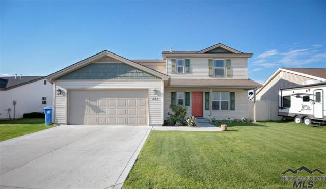231 Yellow Rose Ave, Twin Falls, ID 83301 (MLS #98717206) :: Jon Gosche Real Estate, LLC