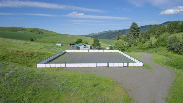 33698 Slickpoo Rd, Culdesac, ID 83524 (MLS #98717208) :: Jon Gosche Real Estate, LLC