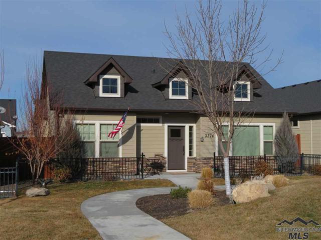 3374 N Park Crossing, Meridian, ID 83646 (MLS #98717938) :: Jon Gosche Real Estate, LLC