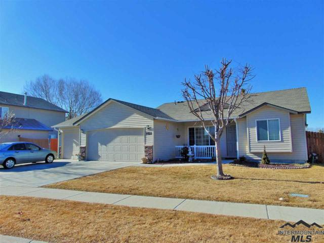 3521 S Big Springs Way, Nampa, ID 83686 (MLS #98717984) :: Juniper Realty Group