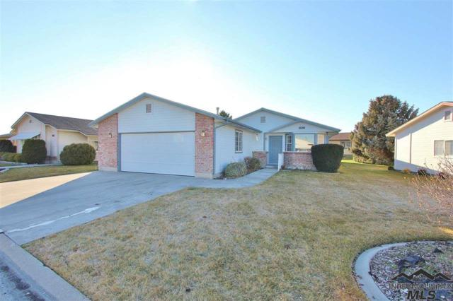 1100 Burnett Drive #606, Nampa, ID 83651 (MLS #98718001) :: Boise River Realty