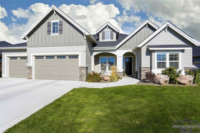 4058 W Wolf Rapids St, Meridian, ID 83646 (MLS #98718060) :: Team One Group Real Estate