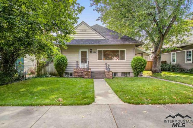 910 N 10th Street, Boise, ID 83702 (MLS #98718129) :: Idahome and Land