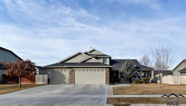 3169 S Clearwater Ave, Nampa, ID 83686 (MLS #98718172) :: Juniper Realty Group