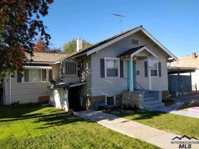 815 7Th. St. S, Nampa, ID 83651 (MLS #98718523) :: Boise River Realty