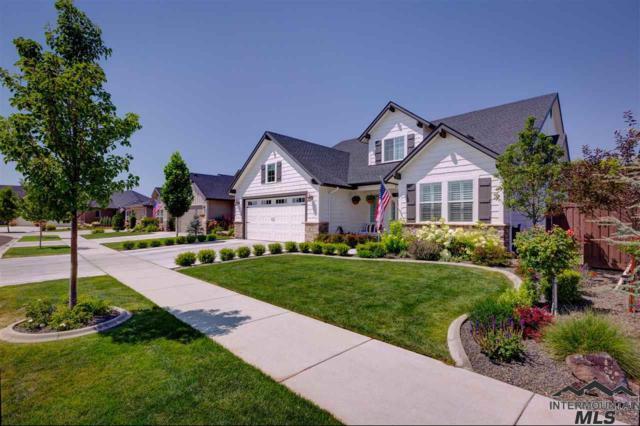 5975 N Exeter Ave, Meridian, ID 83646 (MLS #98718682) :: Team One Group Real Estate