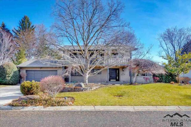 3614 N Trail Circle, Boise, ID 83704 (MLS #98718781) :: Team One Group Real Estate