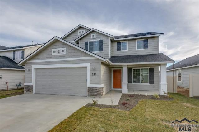 784 S Malachite Ave., Meridian, ID 83642 (MLS #98718806) :: Full Sail Real Estate