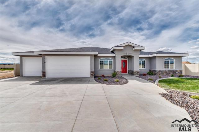 7672 S Wagons View Ave, Boise, ID 83716 (MLS #98718818) :: Build Idaho