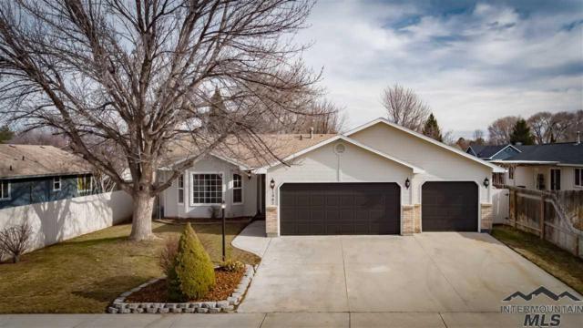 1882 NW 13th Ave, Meridian, ID 83646 (MLS #98718825) :: Jon Gosche Real Estate, LLC