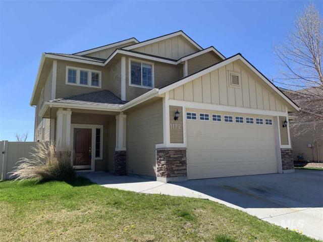 1172 N Buffalo Way, Middleton, ID 83644 (MLS #98718881) :: Boise River Realty