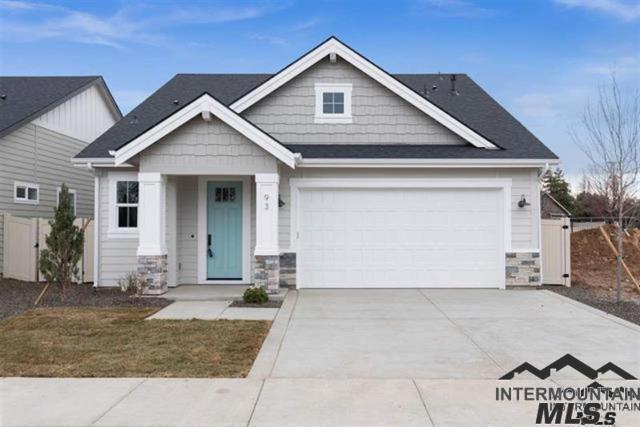 174 Cool Pond Dr., Meridian, ID 83646 (MLS #98719091) :: Boise River Realty