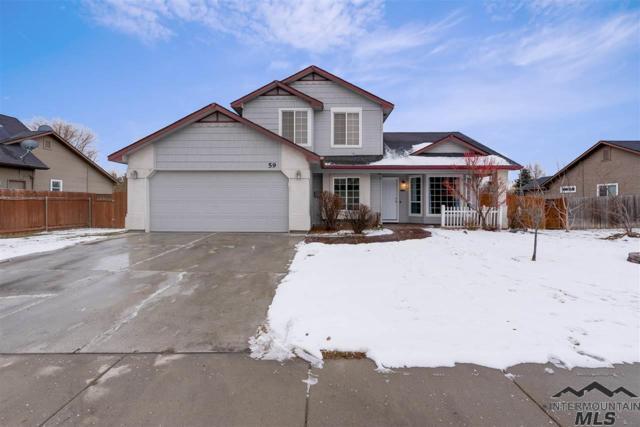 59 W Indian Rocks Street, Meridian, ID 83646 (MLS #98719104) :: Bafundi Real Estate