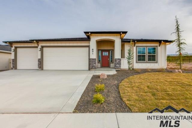 4182 W Silver River St., Meridian, ID 83646 (MLS #98719110) :: Jon Gosche Real Estate, LLC