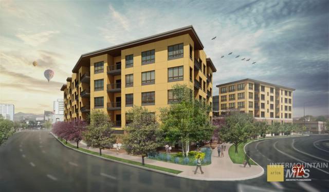 880 W River Street #407, Boise, ID 83702 (MLS #98719239) :: Idahome and Land