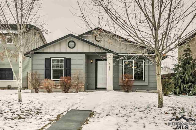 511 W Archerfield St, Meridian, ID 83646 (MLS #98719252) :: Jon Gosche Real Estate, LLC