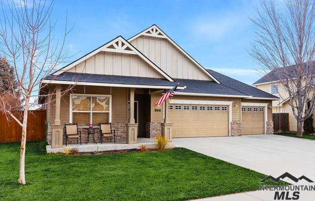 866 W White Sands Drive, Meridian, ID 83646 (MLS #98719277) :: Full Sail Real Estate