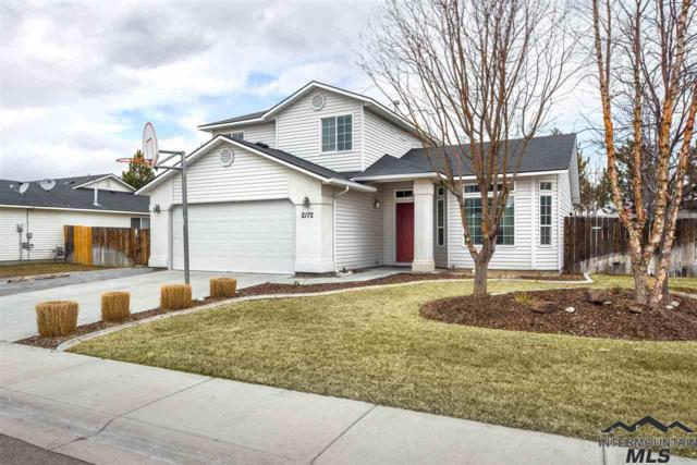 2172 W Willow Pointe Ave, Nampa, ID 83651 (MLS #98719349) :: Full Sail Real Estate