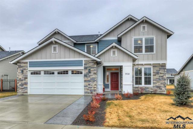 958 N World Cup Ln, Eagle, ID 83616 (MLS #98719363) :: Bafundi Real Estate