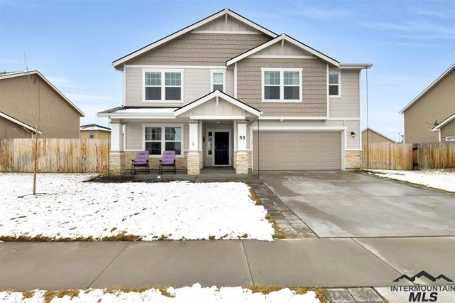 55 N Zion Park Dr, Nampa, ID 83651 (MLS #98719370) :: Team One Group Real Estate