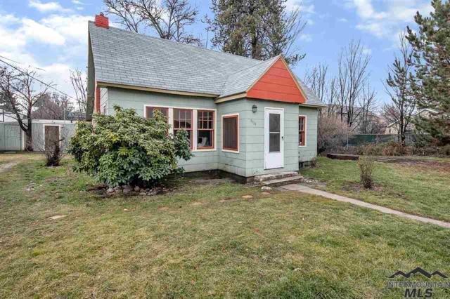 4719 W Wylie Ln, Boise, ID 83703 (MLS #98719381) :: Boise Valley Real Estate