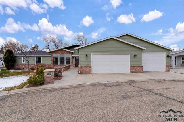 421 S Curtis #312, Boise, ID 83705 (MLS #98719433) :: Bafundi Real Estate