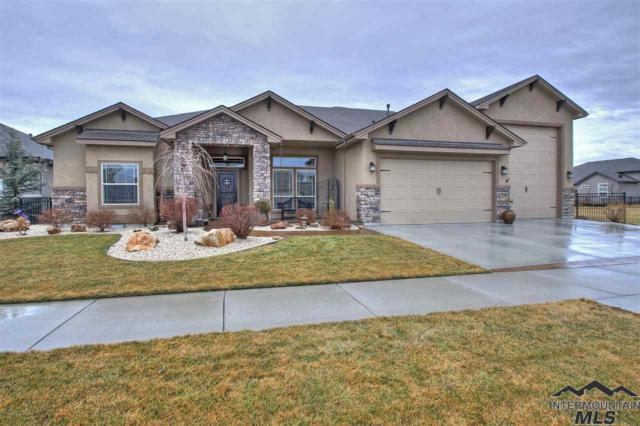 1440 N Bowknot Lake Way, Star, ID 83669 (MLS #98719445) :: Jon Gosche Real Estate, LLC
