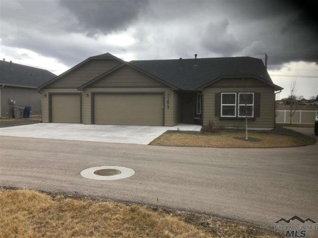 3815 E Windy Ridge Court, Nampa, ID 83686 (MLS #98719447) :: Team One Group Real Estate