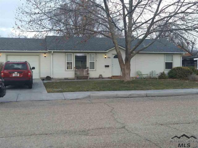 916 11th St. South, Nampa, ID 83651 (MLS #98719462) :: Team One Group Real Estate