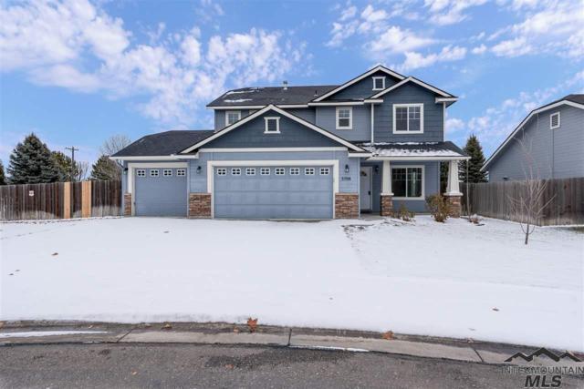 3598 N Maplestone, Meridian, ID 83646 (MLS #98719479) :: Team One Group Real Estate