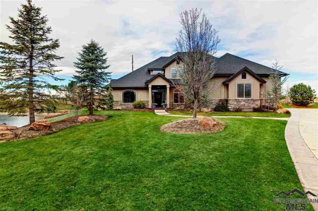 2898 E Lakeland Lane, Eagle, ID 83616 (MLS #98719520) :: Jon Gosche Real Estate, LLC