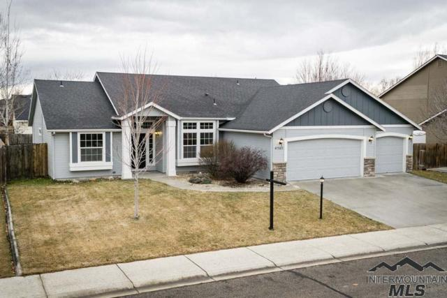 4565 W Gillette St, Meridian, ID 83642 (MLS #98719522) :: Bafundi Real Estate