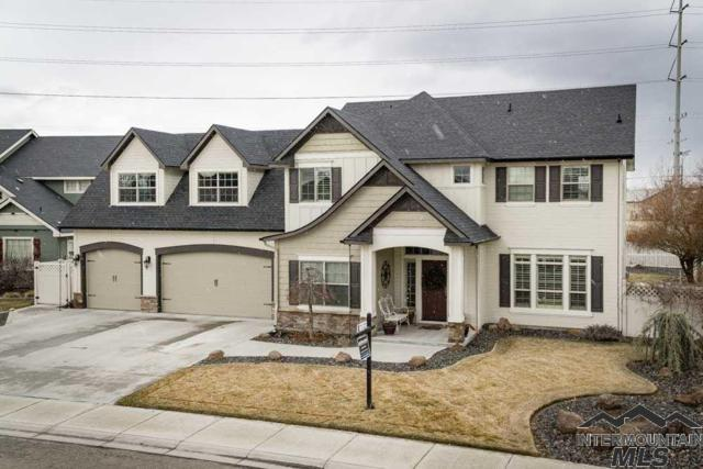 2386 W Los Flores Drive, Meridian, ID 83646 (MLS #98719525) :: Bafundi Real Estate
