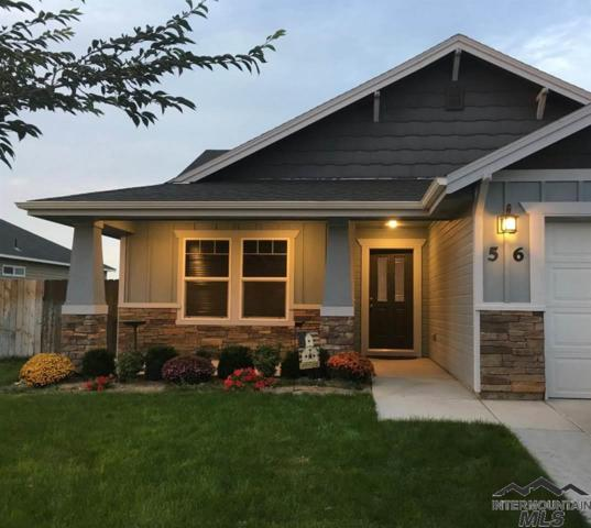 56 N Zion Park Dr, Nampa, ID 83651 (MLS #98719530) :: Full Sail Real Estate