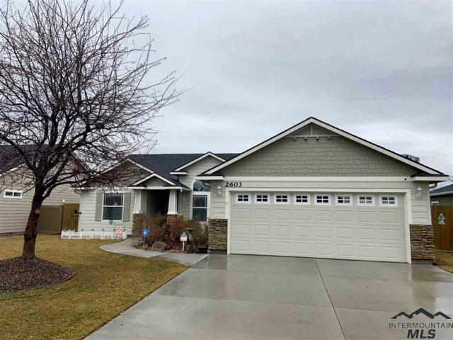 2603 Fallcrest St, Caldwell, ID 83607 (MLS #98719536) :: Jon Gosche Real Estate, LLC