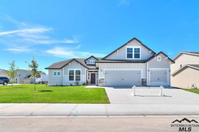 1809 W Henry's Fork Dr., Meridian, ID 83642 (MLS #98719542) :: Full Sail Real Estate