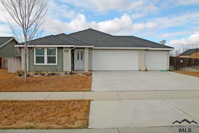 519 N Ripplerock Place, Star, ID 83669 (MLS #98719557) :: Legacy Real Estate Co.
