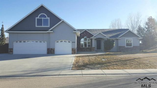 2494 S Skyview Dr, Nampa, ID 83686 (MLS #98719581) :: Full Sail Real Estate