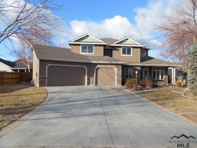 1454 S Millstream Ct, Nampa, ID 83686 (MLS #98719601) :: Idahome and Land