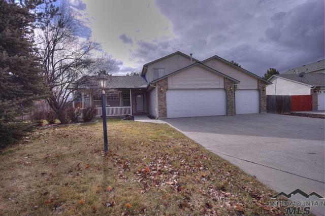 3388 N Summerfield Way, Meridian, ID 83646 (MLS #98719608) :: Juniper Realty Group