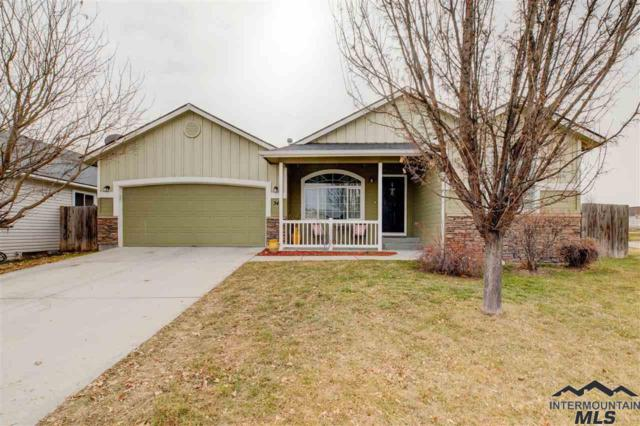 541 N Mudstone Way, Kuna, ID 83634 (MLS #98719709) :: Legacy Real Estate Co.