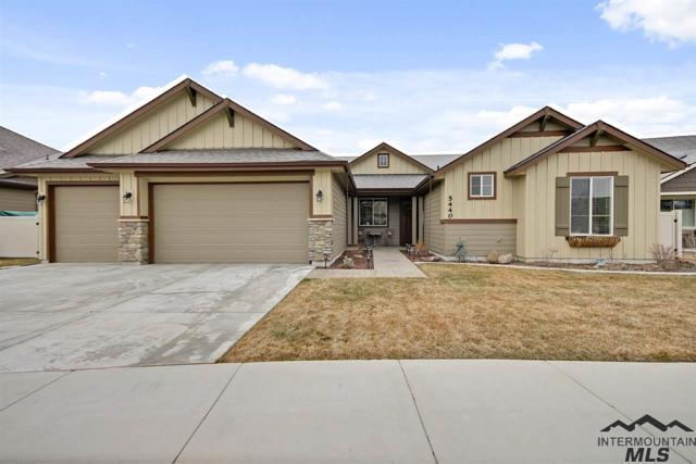 5440 W Rosslare Drive, Eagle, ID 83616 (MLS #98719720) :: Team One Group Real Estate