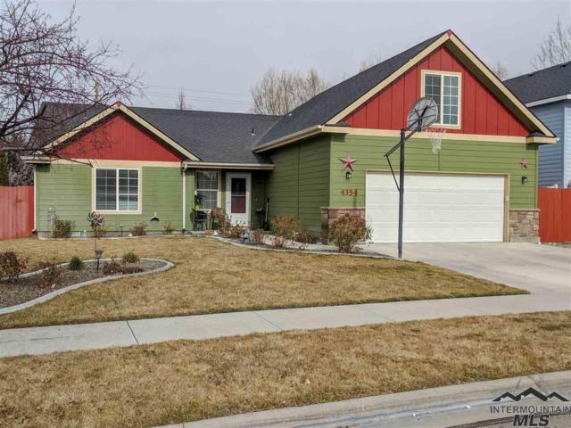 4354 E Burgundy, Nampa, ID 83686 (MLS #98719726) :: Boise River Realty