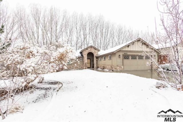 2621 S Skyview Drive, Nampa, ID 83686 (MLS #98719729) :: Boise River Realty